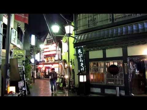 Gobangai Shotengai Area - Nakano, Tokyo ● 五番街商店街 中野