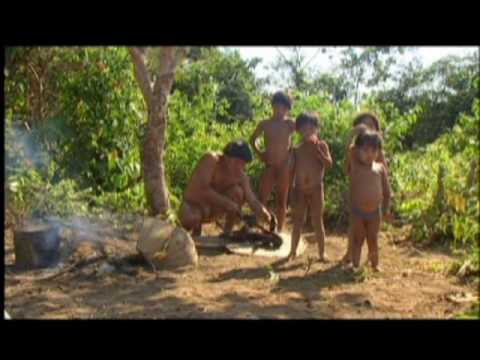 índios kalapalo