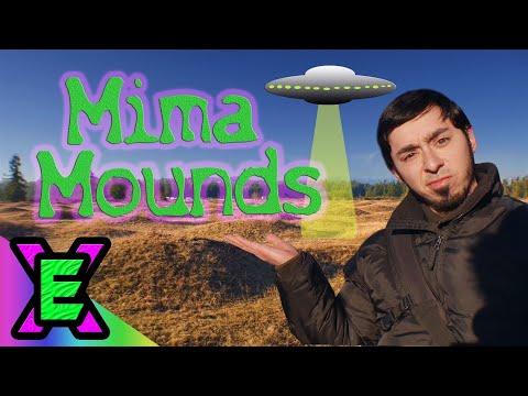 Mima Mounds Natural Area Preserve (Olympia, WA)