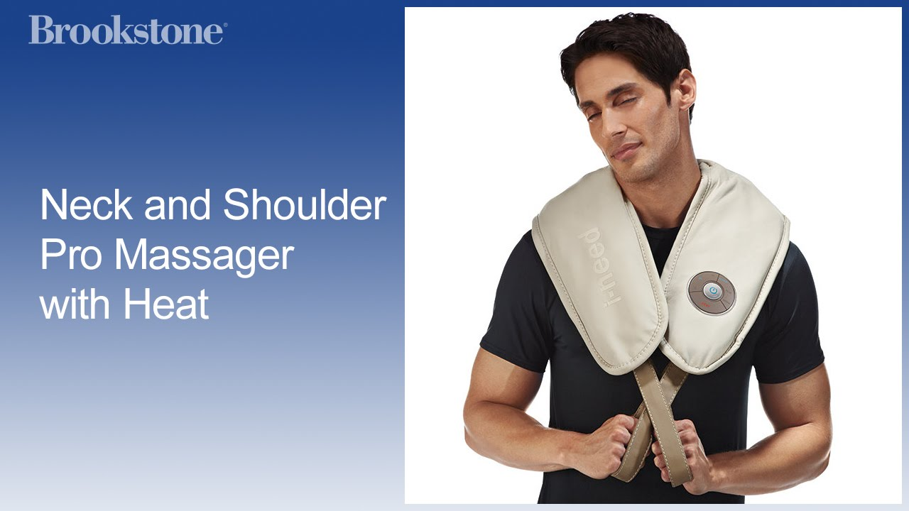 Neck Massager With Heat
