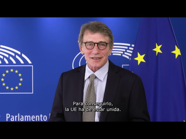 Mensaje de Sassoli a las Escuelas Embajadoras del PE