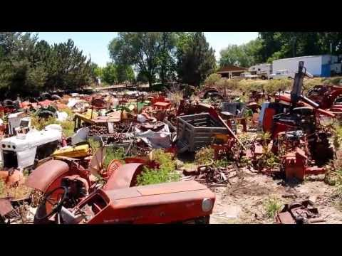 Nampa Tractor Salvage 1/2 Massey Ferguson, Ford, John Deer, Case, Tractor Parts