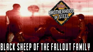 Fallout: Brotherhood of Steel | The Black Sheep of the Fallout Family