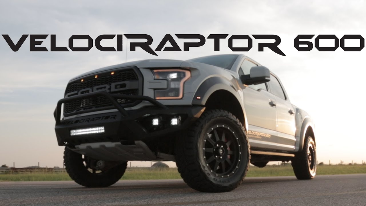 2017 velociraptor 600 twin turbo ford raptor truck