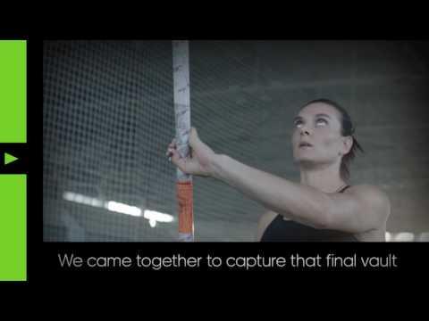 'Final' pole vault: Yelena Isinbayeva records her farewell