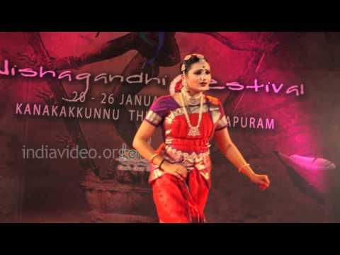 Bharatanatyam Performance by Manju V Nair
