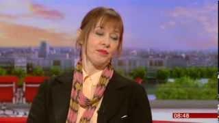 Suzanne Vega Interview BBC Breakfast 2014
