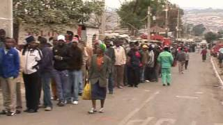 Millions head to polls in South Africa