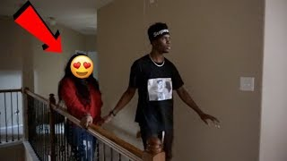 NIQUE MEETS MY NEW GIRLFRIEND PRANK!!!! thumbnail