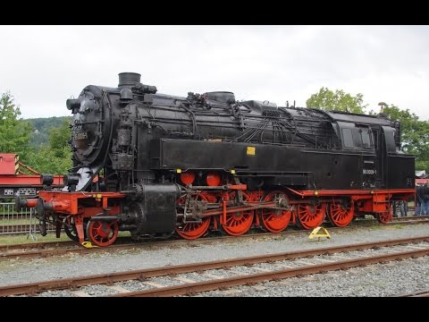 Trenulete electrice HO - Piko 50135; Steam locomotive BR 95