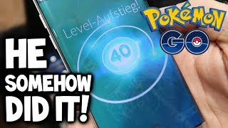 You've NEVER seen anyone struggle THIS hard to hit LEVEL 40 in Pokémon GO!