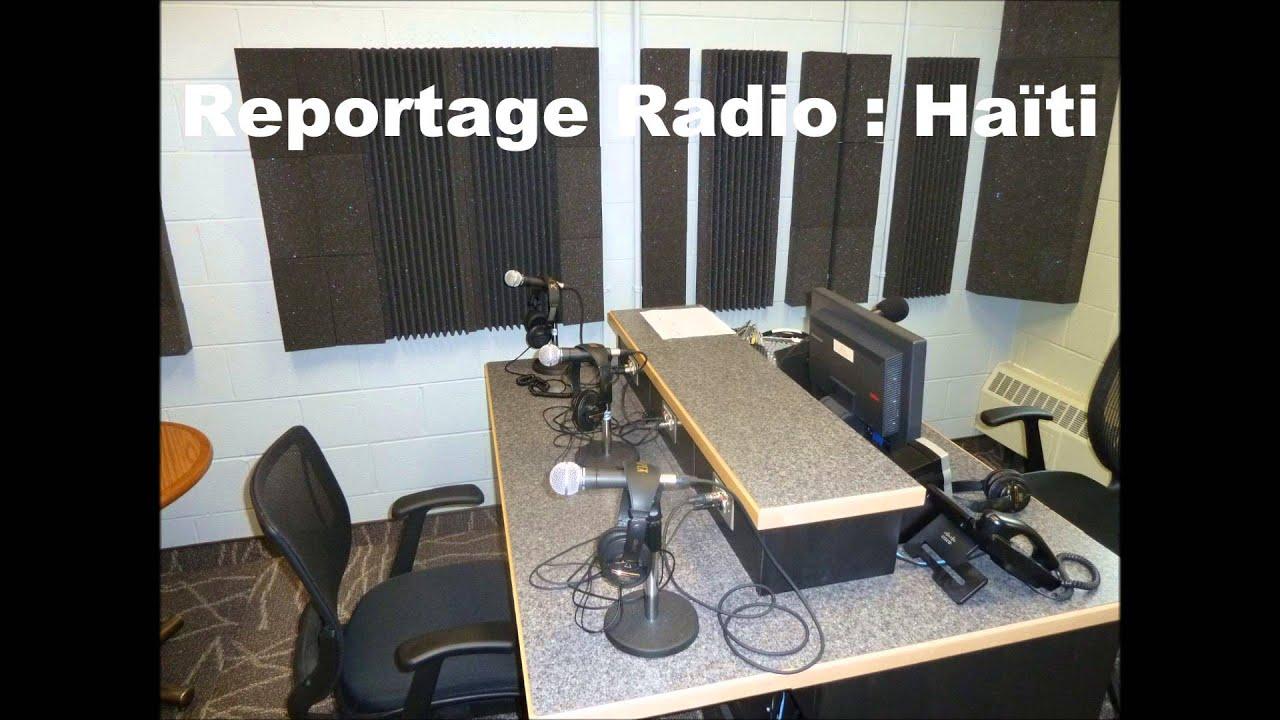 Radio Reportage
