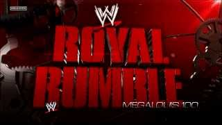WWE Royal Rumble 2014 Official and Complete (FULL) Match Card - HD