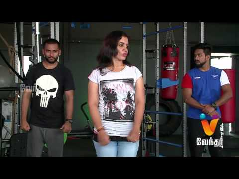 Azhagin Azhage [Epi 124 – Part 1] – Zumba Fitness!