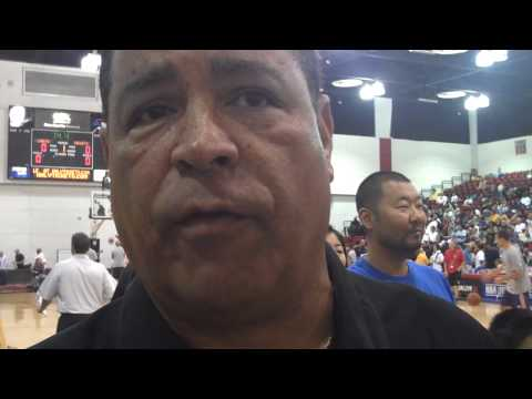 Milwaukee Bucks- Kelvin Sampson Interview at 2009 NBA Summer League presented by EA Sports