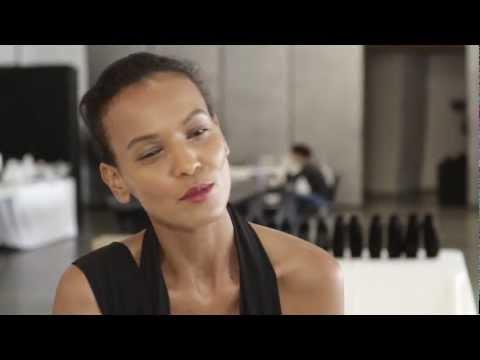 Liya Kebede - Donna Karan Woman