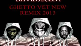 "Ice Cube Ft 2pac & 50 cent - ""Ghetto Vet"" [ New Remix 2013 ]"
