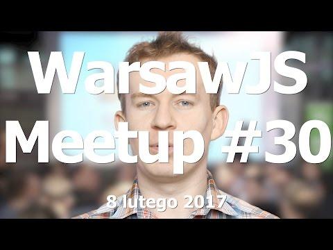 WarsawJS Meetup #30 - Invitation