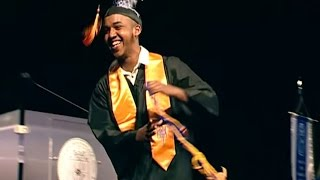 Video Shows Suspected OSU Attacker Jumping For Joy at College Graduation
