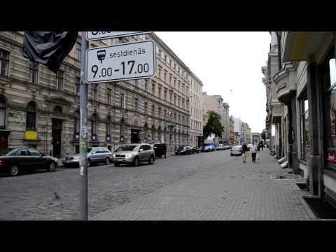 アキーラさん散策!ラトビア・リガ・新市街5,New-city,Riga,Latvia