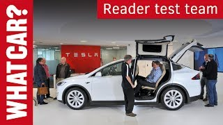 2017 Tesla Model X Reader review | What Car?