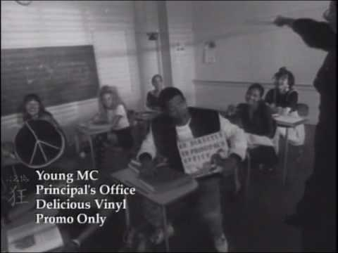 Young MC - Principals Office