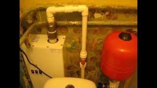 видео Виды отопления в деревянном доме: электрическое, газовое