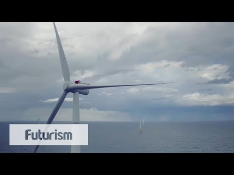 These 6 Turbines Can Power 20,000 Homes