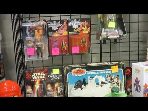 Cincinnati Toy and Collectible Show 10.23.16