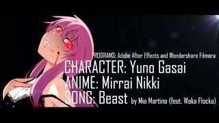 ||Yuno Gasai|| Beast