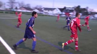 U15 Jhg2004 1. FSV Mainz 05 - Auswahl Kobe/Japan 14:0; LV in Dienheim 26.03.2019