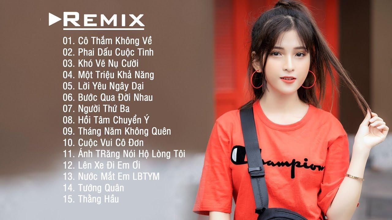 NHẠC TRẺ REMIX HAY NHẤT HIỆN NAY 💞 EDM Tik Tok Htrol Phạm Thành - lk nhac  tre remix gây nghiện 2019