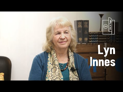 Ep 4   Prof Lynne Innes   African literature from a global perspective