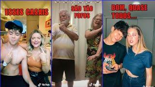 Os CASAIS mais engraçados do TikTok | TikTokers sendo fofos *QUASE TODOS*
