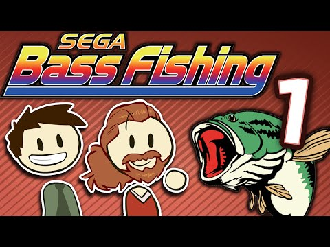Sega Bass Fishing - #1 - With Community Manager Will Overgard!