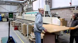 Tough Furniture Ltd Processes Its 1 Millionth Panel!