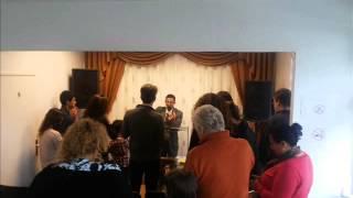Ev. Alex no Programa A voz da Libertação na Alemanha (21-12-2014)