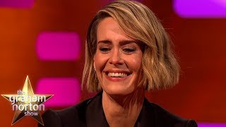 Sarah Paulson Was Upstaged By Madonna At The Met Gala | The Graham Norton Show
