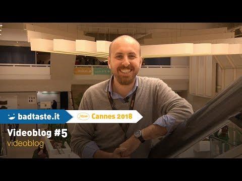 Cannes 71 - Videoblog #5