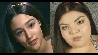 Playing Dress Up: Olivia Hussey Inspired Makeup