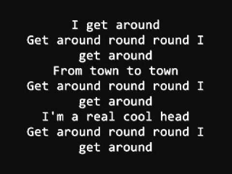 The Beach Boys- I Get Around