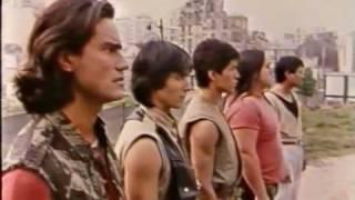 Los Salvajes del Asfalto (Pandillas Francesas) Fragmento