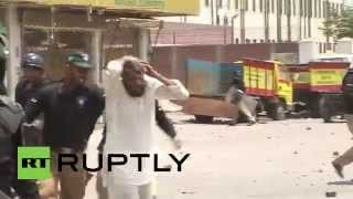 Pakistan: Eight dead after clashes in Lahore