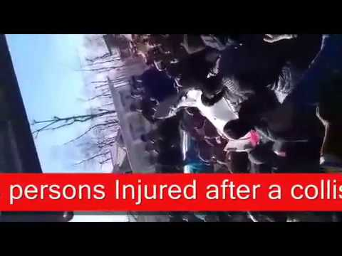 5 persons Injured