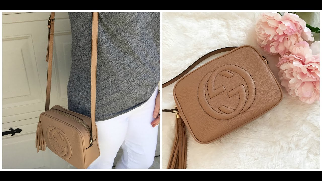 3e5f686c79352d Gucci Soho Disco Bag | Why Did I Buy It Again?!? - YouTube
