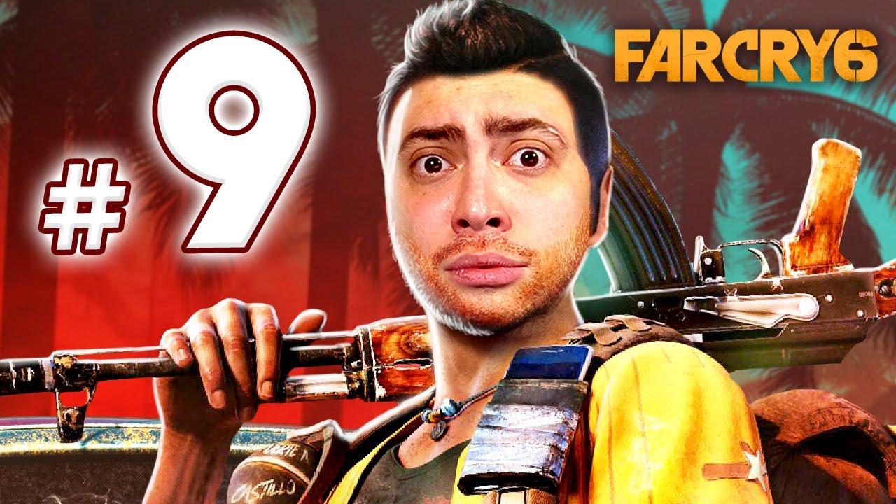 alanzoka jogando Far Cry 6 - Parte #9