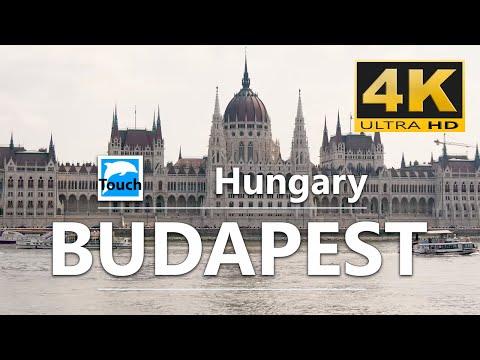 Budapest, Hungary 4K
