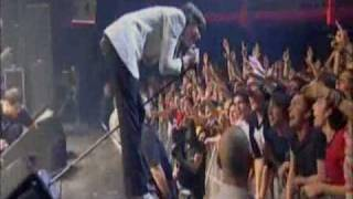 The Hives - Walk, Idiot, Walk (Tussles in Brussels)