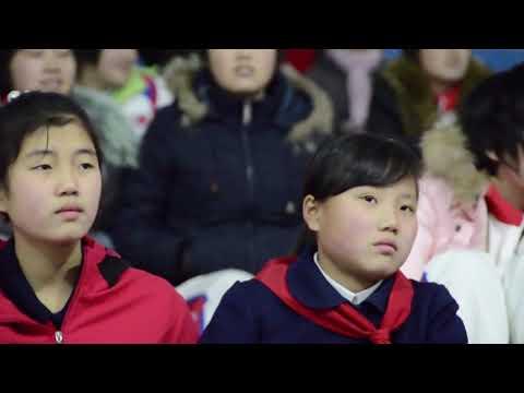 HIFL Pyongyang Ice Hockey League 2017