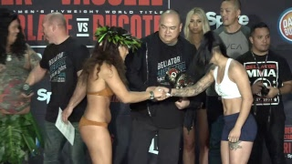 Bellator 186 Weigh-In Video and Live Odds